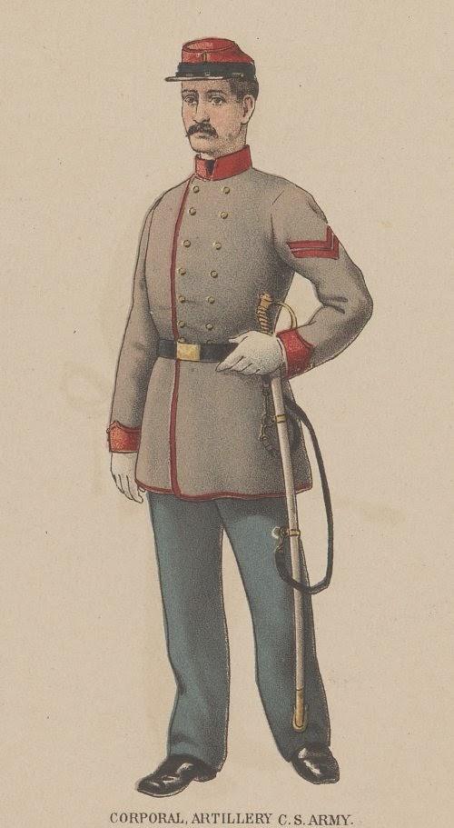 Corporal of Artillery