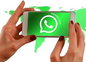 Apa bisa mengembalikan whatsapp yang terhapus tanpa verifikasi?