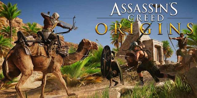 Spesifikasi PC Untuk Game Assassin's Creed: Origins