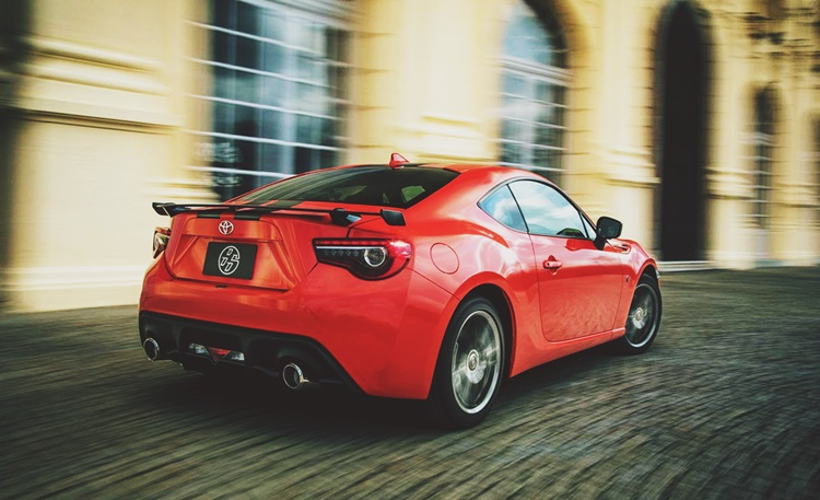 2018 Toyota GT 86 Convertible Price And Review