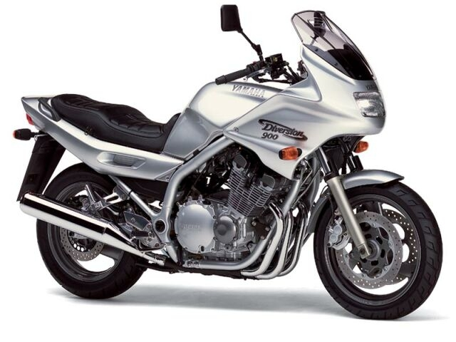 service motorcycle 2002 yamaha xj900s diversion 900cc n. Black Bedroom Furniture Sets. Home Design Ideas