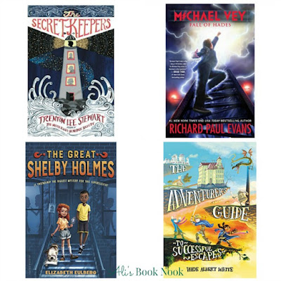 new middle grade books september 2016