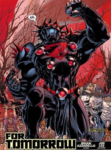 Zod es un villano de DC y Superman