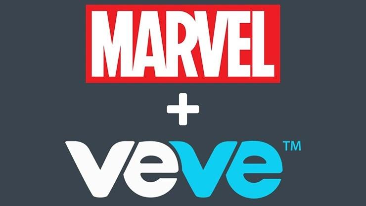 Marvel объявляет о поступлении цифровых предметов NFT на VeVe