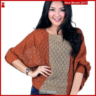 TRZ19 Sweater Wanita Rajut Catenzo 040 Murah