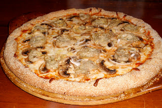 Best gluten free option for pizza crust