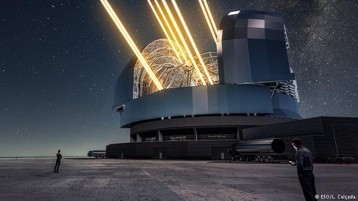 Elt Teleskop