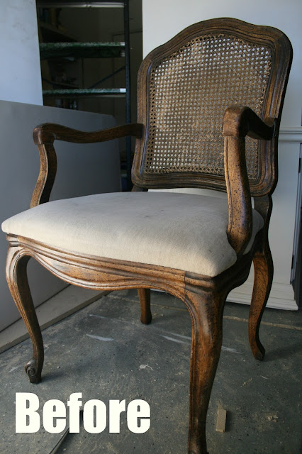 How to Upholster a Caned Back Chair Tutorial  Pneumatic