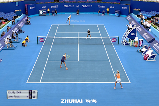 WTA Elite Trophy Zhuhai AsiaSat 5 Biss Key 22 October 2019