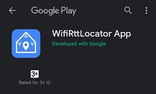 गूगल ने लॉन्च किया WifiRttLocator ऐप - डिंपल धीमान
