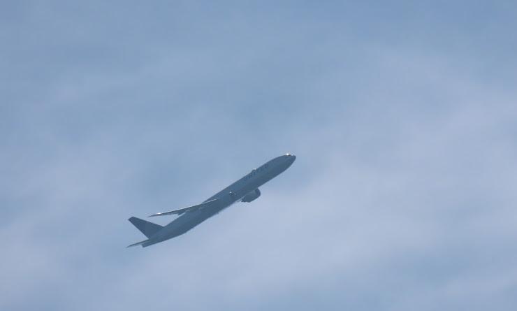 急上昇中のUnited Airlines