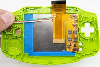 instalacion brillo ips