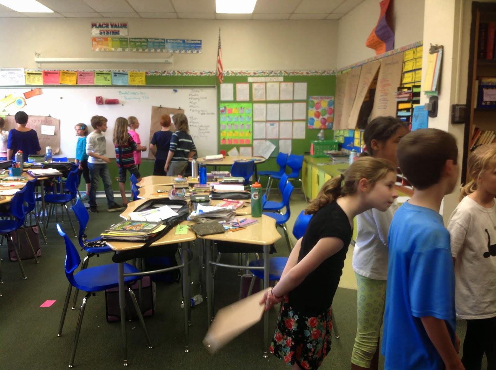 Mrs Chrystall Math Word Problem Gallery Walk