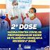 COVID-19: Profissionais de Saúde começam a receber 2ª dose da vacina