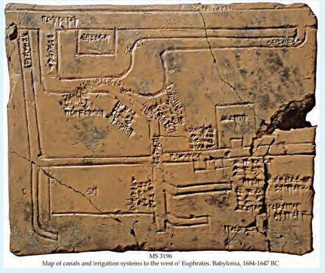 Peta Tertua