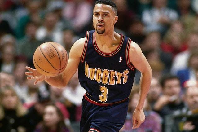 Mahmoud Abdul-Rauf – ex-jogador NBA