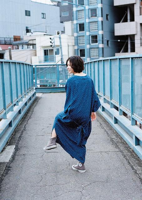 Mayu Matsuoka 松岡茉優 Weekly Playboy 2016 No 19-20 Images 02