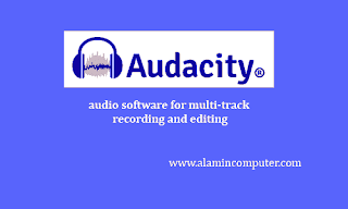 Audacity audio recording and editing software download free