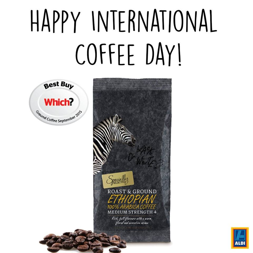 International Coffee Day Wishes Photos