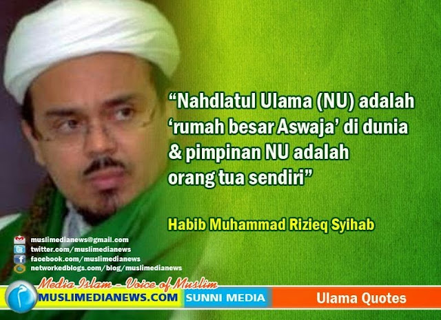 Tokoh ahlussunnah wal jamaah indonesia