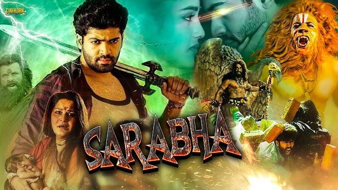 Sarabha The God (Sharabha) (2019) 720p   480p HDRip Hindi Dubbed Movie Download