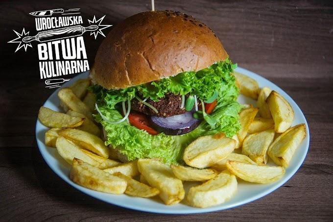 Gdzie we Wrocławiu zjemy najlepszego burgera?