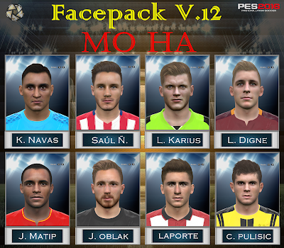 PES 2016 Facepack v.12 by Mo Ha