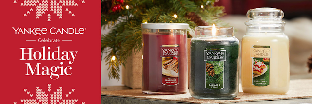 Yankee Candle and Meijer are giving you a chance to enter to win a Meijer gift card worth $1000 to get all the candles your heart desires this holiday season!
