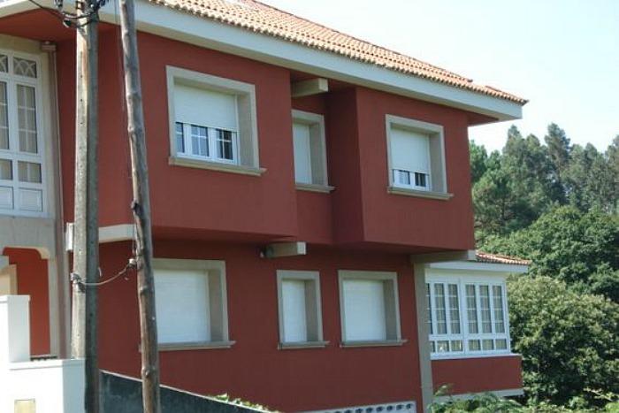 La pintura de fachadas de viviendas unifamiliares guia for Fachadas casas unifamiliares