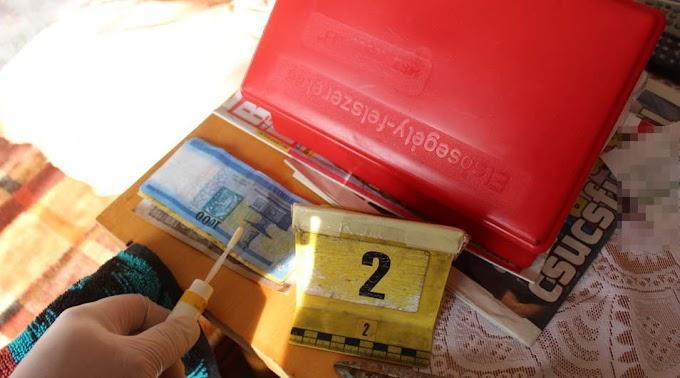 Beosont egy alattyáni családi házba, hogy pénzt lopjon