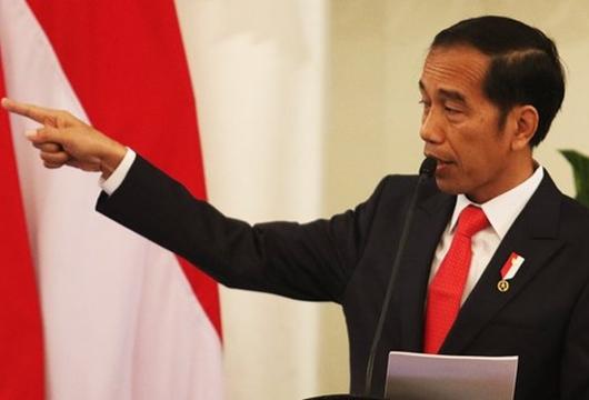 Jokowi: Jangan Sampai Ideologi Impor Geser Pancasila