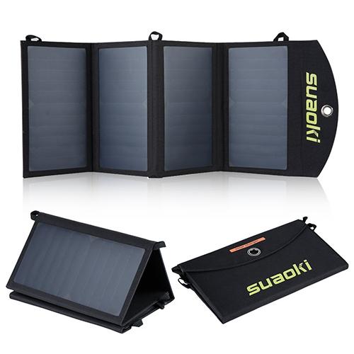 Panneau solaire pliable