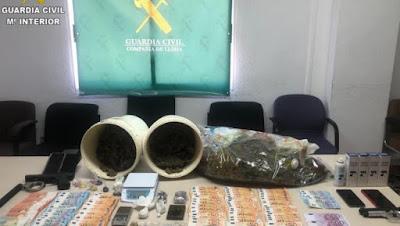 Valencia:Desarticulan banda que vendía marihuana sintética a menores