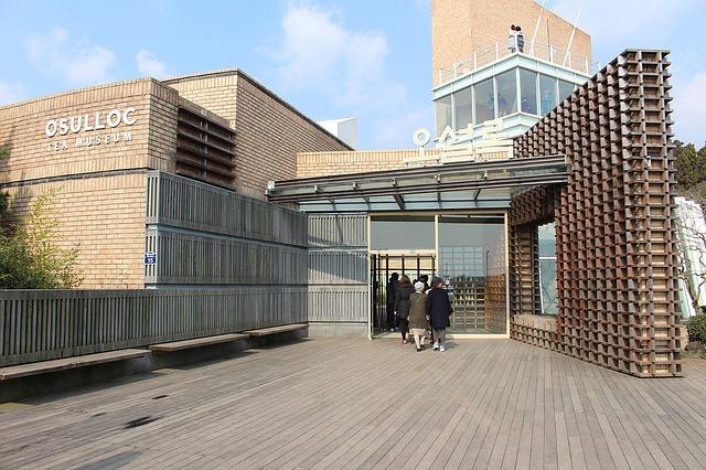 Museum Teh jeju