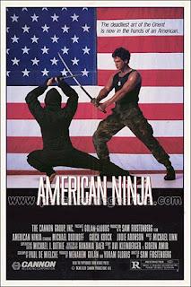 Ninja Americano (1985) [Latino-Ingles] [Hazroah]