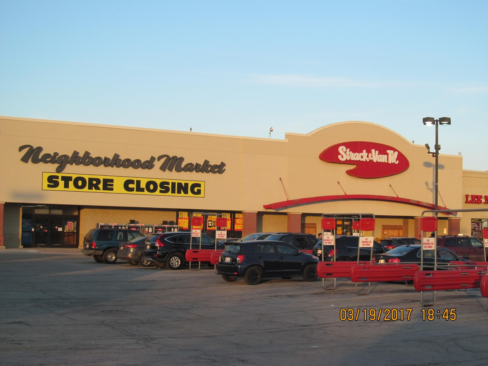 Trip to the Mall: Jewel-Osco Acquiring Strack & Van Til For $100 ...