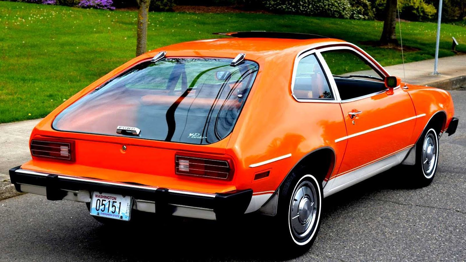 Lawyer Choice Ford Pinto