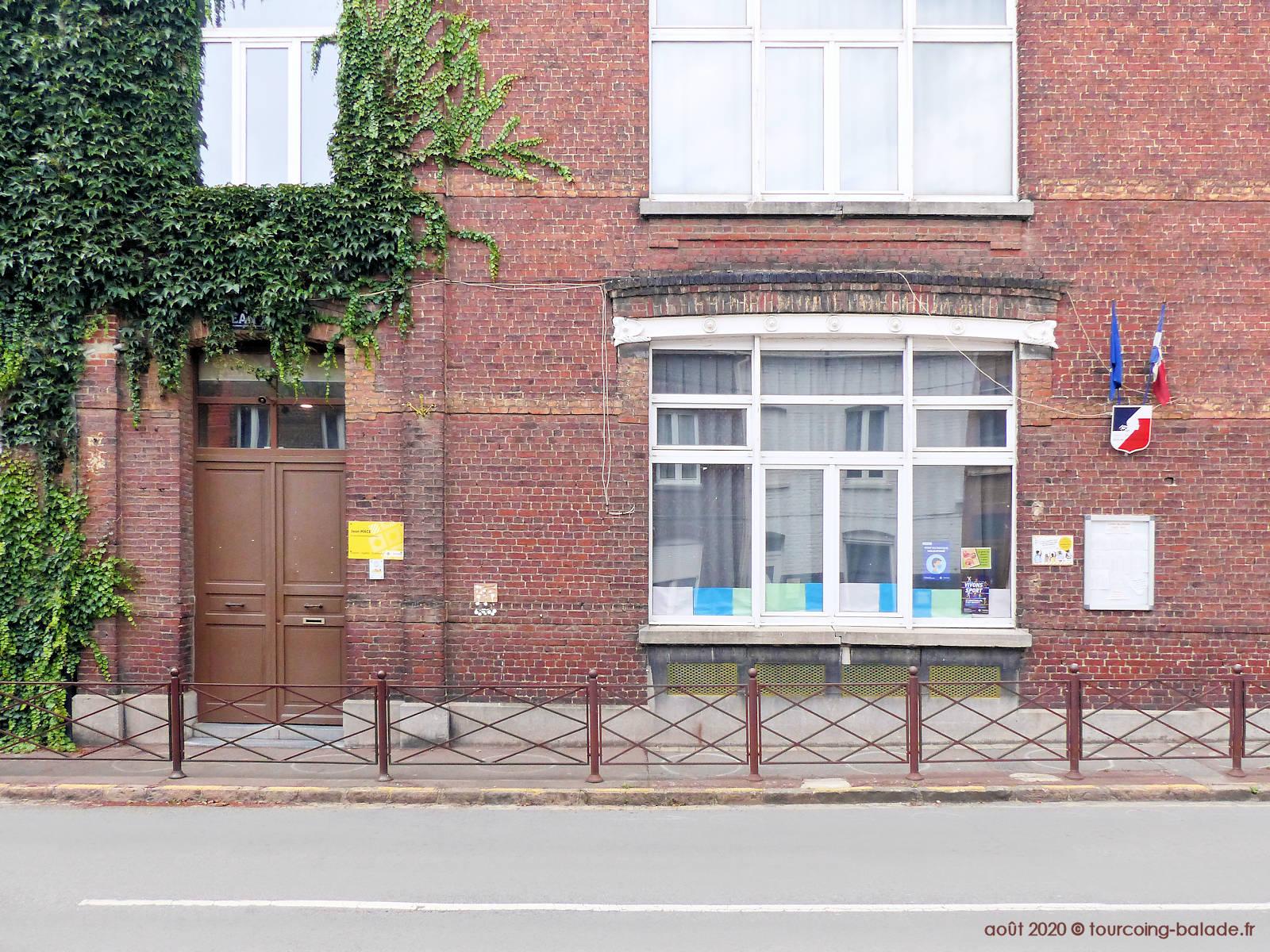 École élémentaire Jean Macé, Tourcoing 2020
