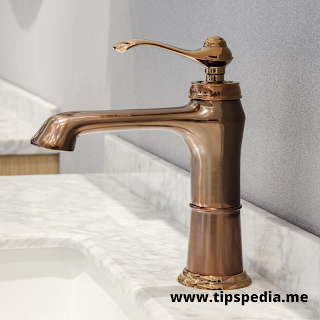 brown bathroom faucets