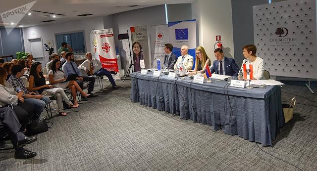 Programa para armenios sirios en Armenia