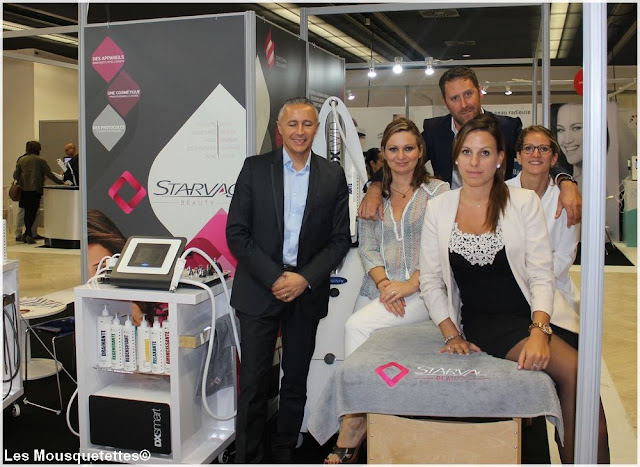 Starvac - Beauty Forum Paris - Blog beauté Les Mousquetettes