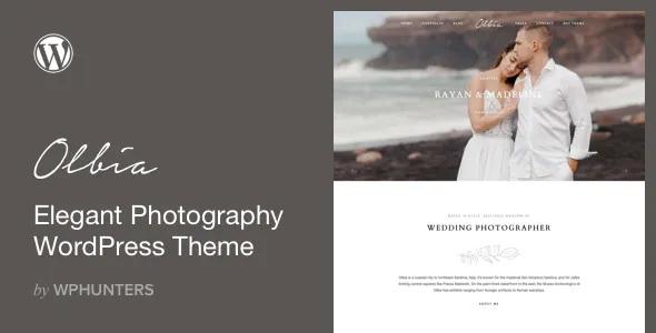 Best Elegant WordPress Theme for Photographers