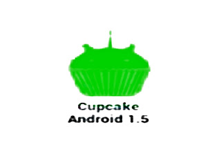 Android version 1.5 Cupcake