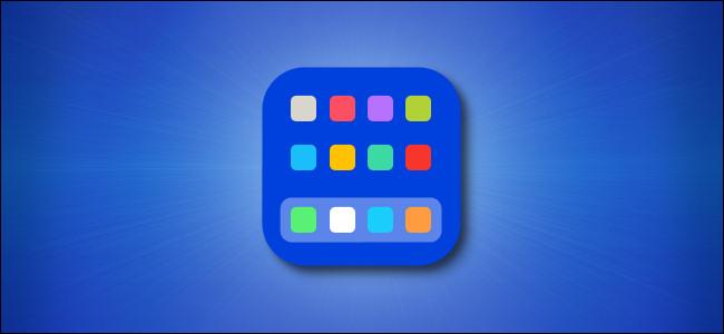 الشاشة الرئيسية لنظامي iOS و iPadOS.