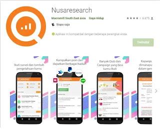 Nusaresearch