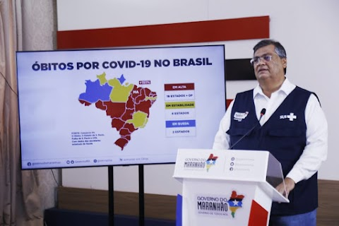 Governador Flávio Dino anuncia medidas para geração de oportunidades aos jovens