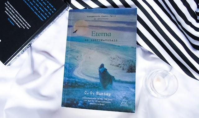 [RESENHA] Eterna – C. C. Hunter (Editora Jangada)