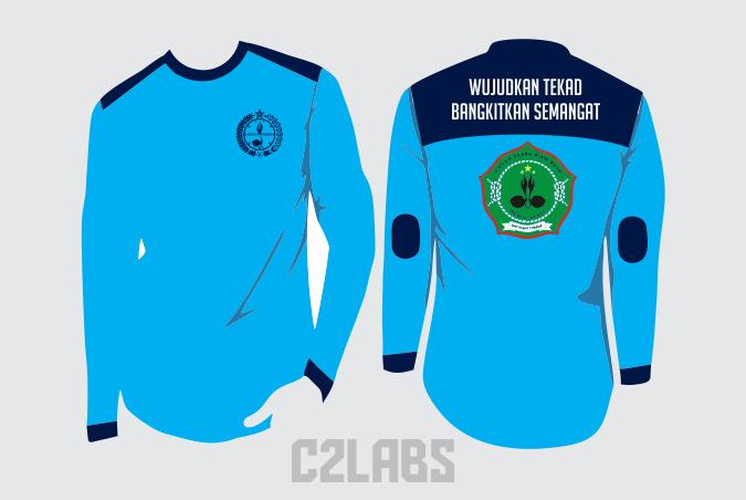Baju Lapangan Pramuka Gudep Gugus Depan Riam Buih 2020