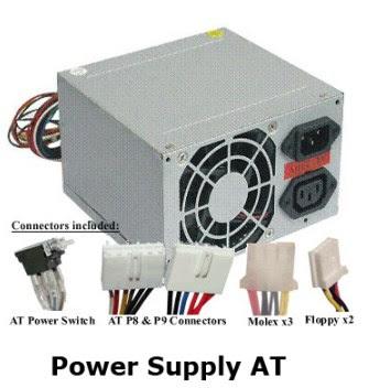 Jenis Power Supply Komputer AT