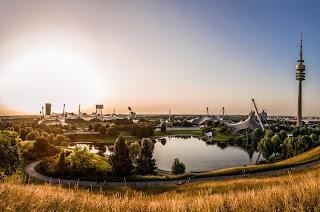 La ciudad olímpica de Múnich